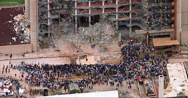 AP Was There: Original AP report of Oklahoma bombing