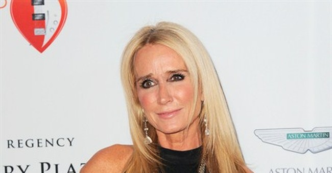 Kim Richards of 'Real Housewives of Beverly Hills' arrested