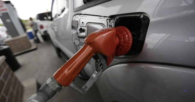 Higher US gas prices sparked modest inflation in March