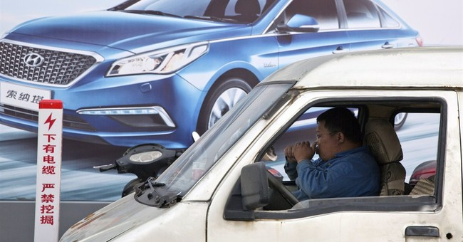 China auto brands enjoying rebound driven by new models