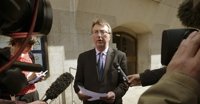 UK prosecutors drop reporter bribe charges after acquittals