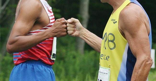 2 years after bombs, Boston Marathon looks forward, not back