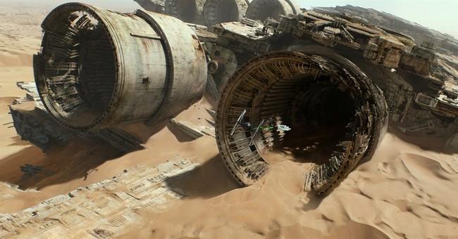 'Star Wars' design team teases 'Force Awakens' themes