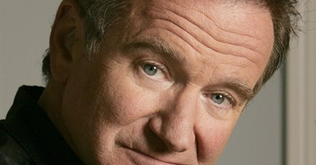 Robin Williams the posthumous star of '3 Still Standing'