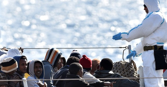 Pope asks Europe to do more for migrants flooding into Italy