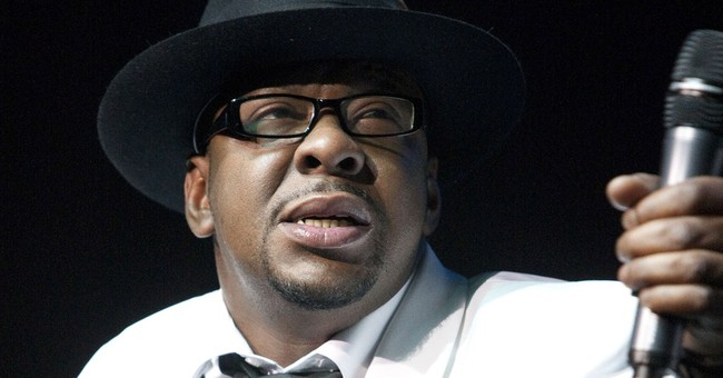 Bobby Brown tells concert goers his ailing daughter is awake