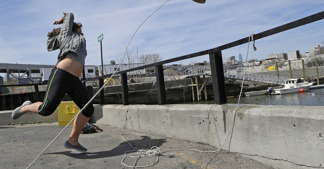 AP PHOTOS: A different kind of heavy metal in the Gowanus