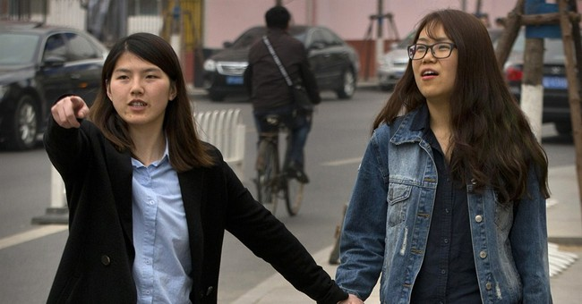 AP Exclusive: Chinese activist more determined after lockup
