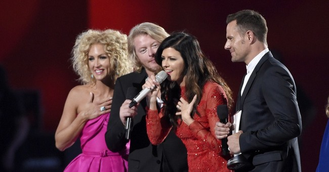Select winners from the 50th annual ACM Awards