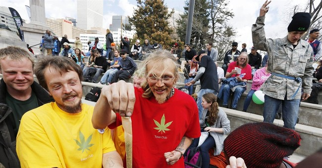 Denver police issue dozens of citations at pot events