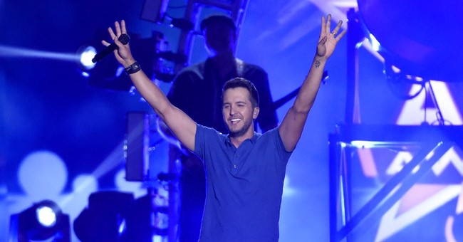 Luke Bryan wins entertainer of the year at ACM Awards