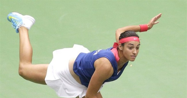 Czech Republic beats France 3-0 in Fed Cup semis