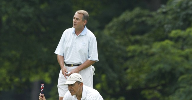 Deciphering Obama's chemistry with Congress _ or lack of it