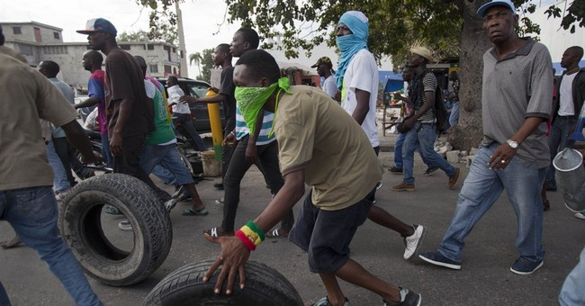 Haiti leader seeks last-minute deal with opposition