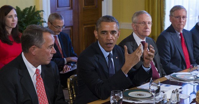 Deciphering Obama's chemistry with Congress _or lack of it