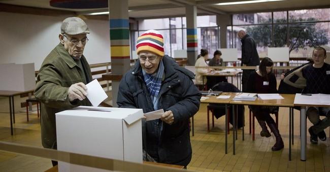 Conservative wins Croatia presidential vote by slight margin