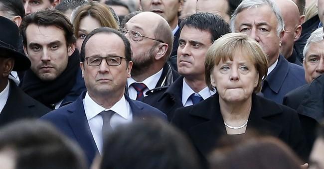 Merkel urges Putin, Poroshenko to implement peace plan