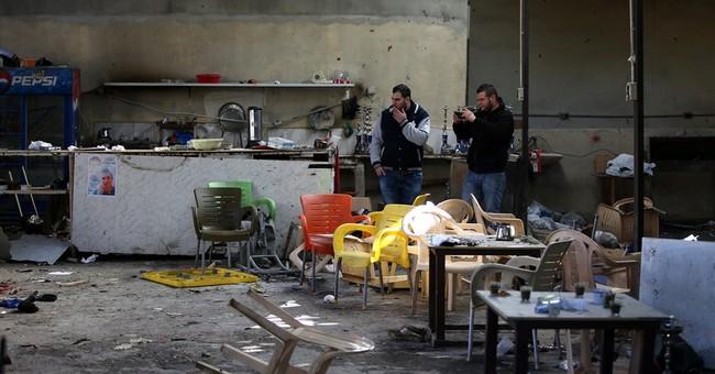 Lebanon arrests 3 men suspected of plotting suicide attacks