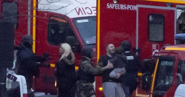 Muslim man hailed for life-saving courage during Paris siege