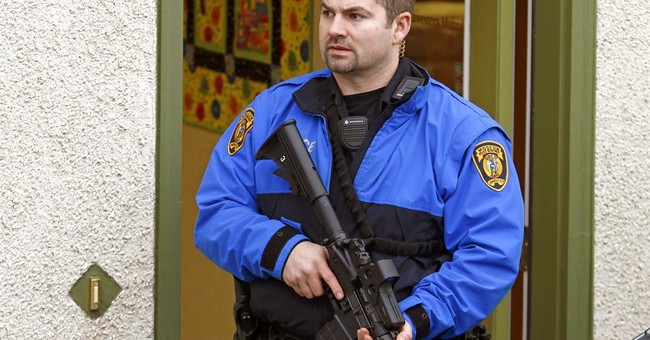 Police: 5 guns found in car of Idaho shooting-spree suspect
