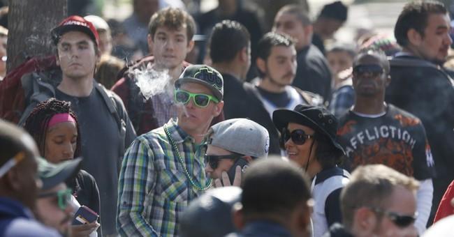 University of Colorado opens campus for 4/20 pot celebration