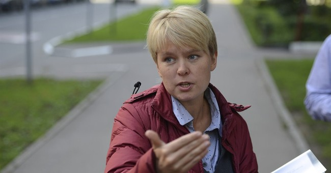 Environmentalist flees Russia, citing fears for children