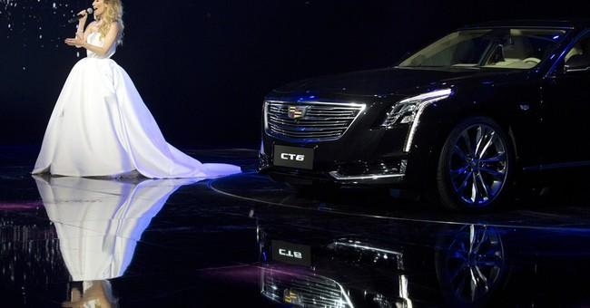 Shanghai auto show bans skimpily clad female models