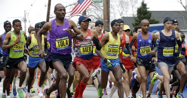 Desisa wins 119th Boston Marathon; Rotich takes women's race