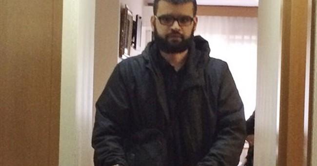 APNewsBreak: UK family on way to Syria in Turkish custody