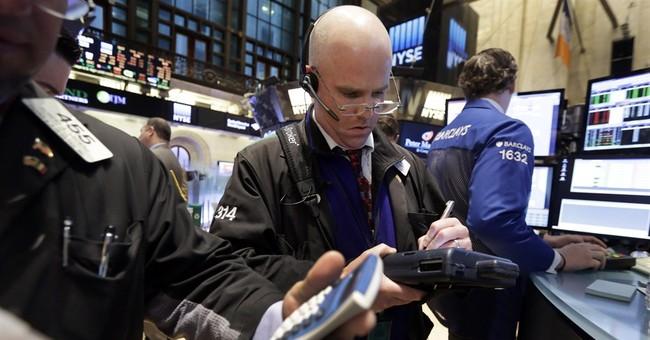 US stocks gain, rebounding from Friday's slump