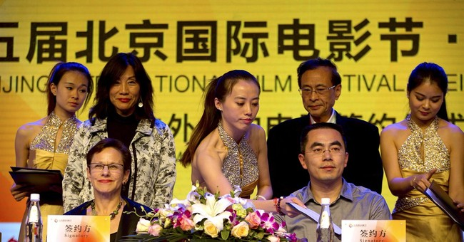 Chinese and foreign film producers sign deals worth $2.3B