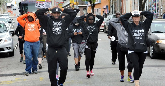 Baltimore on edge after arrestee's fatal spine injury
