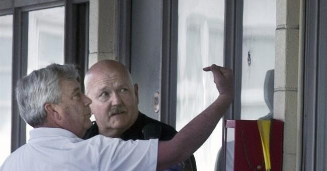 Husband kills wife, another man, self at Pennsylvania motel