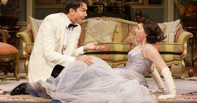 Review: Renee Fleming delightful in madcap 'Living on Love'