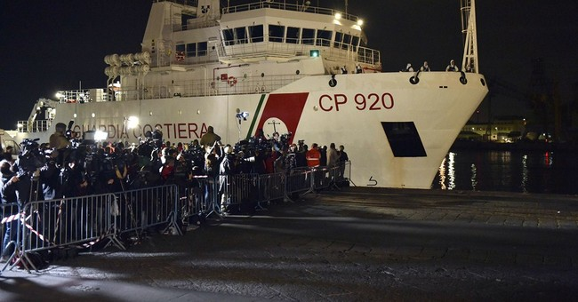 A look at the EU's 10-point emergency migrant action plan