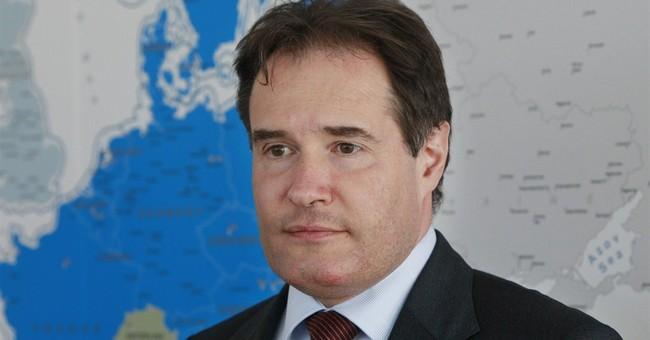 AP Interview: End economic migration, EU border chief says