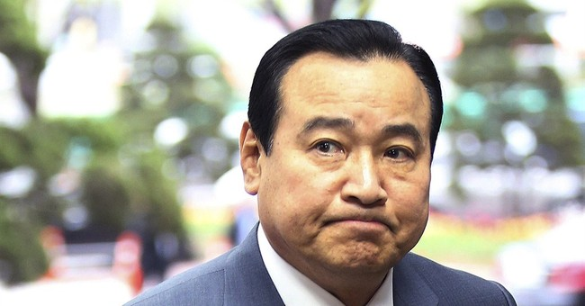 South Korea's prime minister offers to resign amid scandal