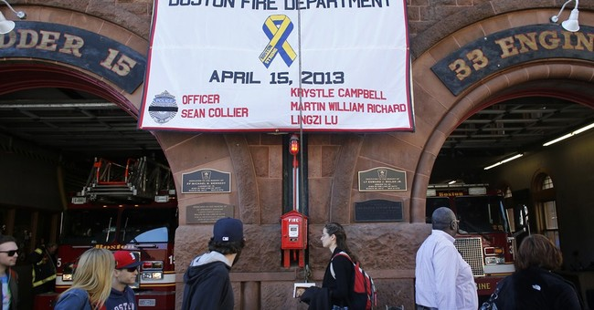 Latest on Boston bombing trial: Jurors cry as dad testifies