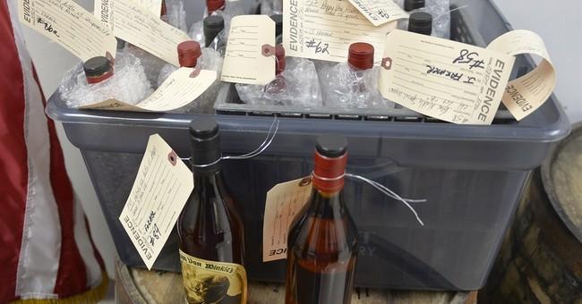 Officials: Rogue workers targeted big bourbon distilleries