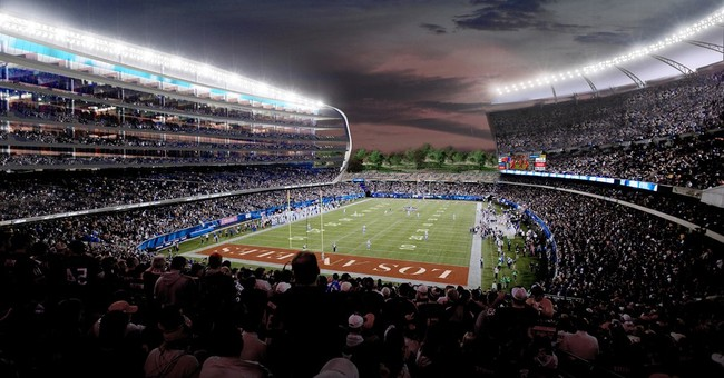 City Council approves plan for NFL stadium near Los Angeles