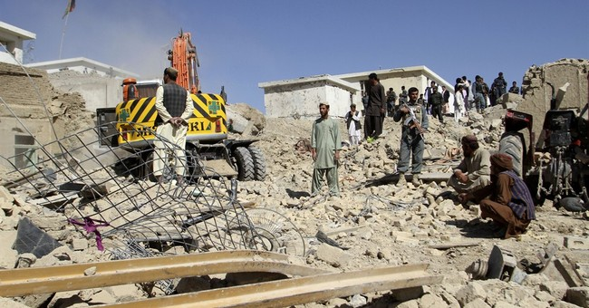 Bomb blasts in Afghanistan kill 4