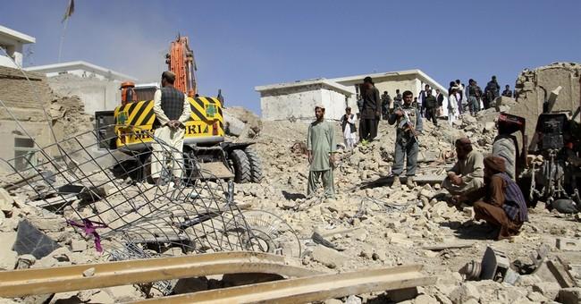 Bomb blasts in Afghanistan kill 4
