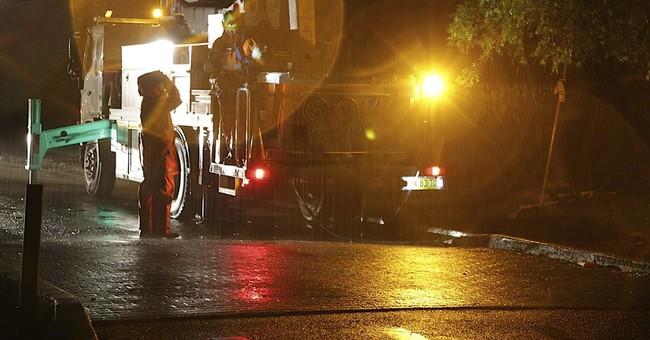 Fierce storm lashes southeast Australia; 3 feared dead
