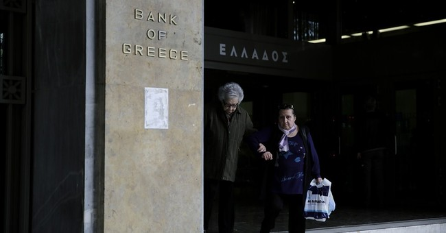Greek anger over state cash grab from public entities