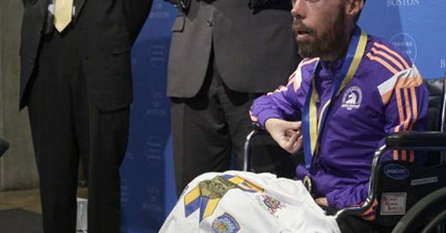 Last racer finishes Boston Marathon _ in 20 grueling hours