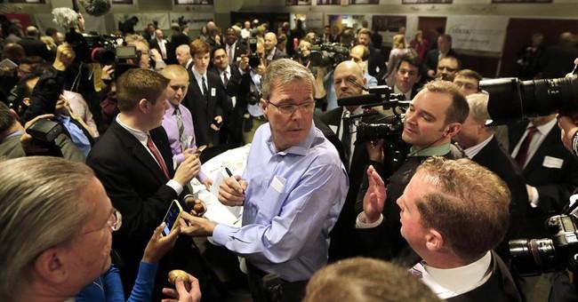 Jeb Bush prepares to give traditional campaign a makeover