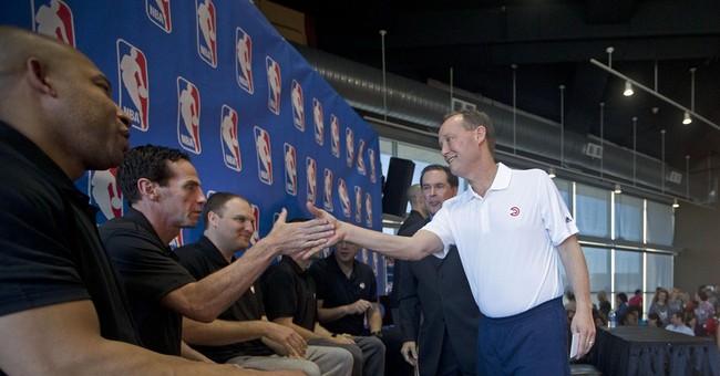 Atlanta's Mike Budenholzer voted NBA coach of the year