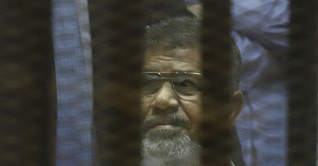 Turkey criticizes Egypt's sentencing of ousted leader Morsi