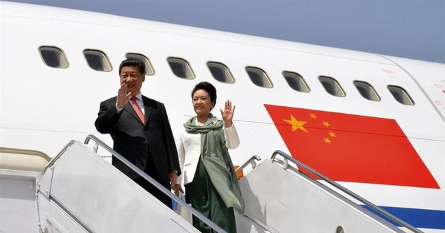 Chinese president applauds Pakistan's anti-terror efforts