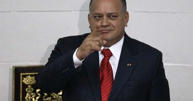 Head of Venezuela congress sues news outlets for defamation